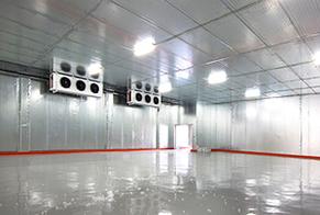 Холодильный склад под ключ